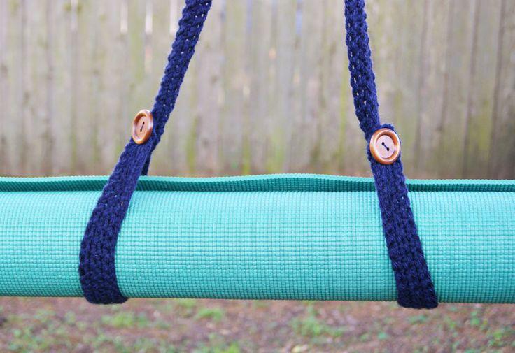 Crochet Yoga Mat Strap Maker Crate