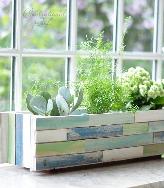 Shim Planter Box | Maker Crate