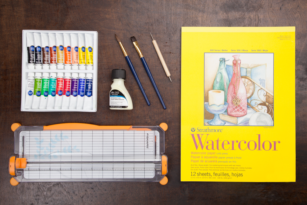 Watercolor greeting cards maker crate image or video kristyandbryce Choice Image